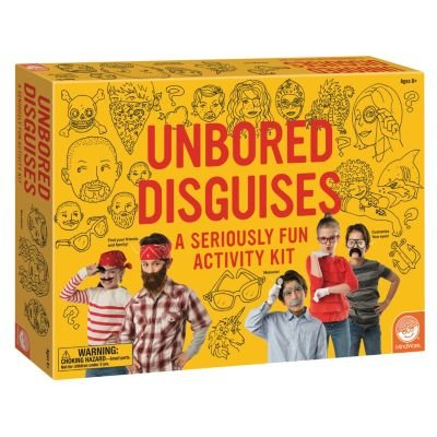 MindWare Unbored Disguises Game