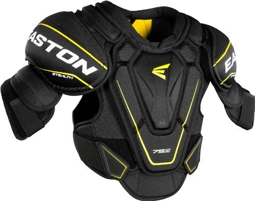 Easton Stealth 75S II Junior/Senior Hockey Shoulder Pads (Junior Large)