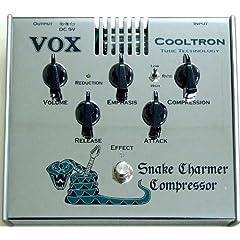 VOX Snake Charmer Compressor