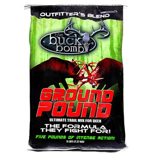 Buck Bomb Ground Pound, 5lb