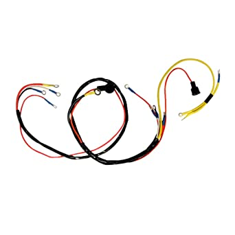 amazon com 86610321 faf14401b new main wiring harness for 1954 ford wiring diagram catalogue of