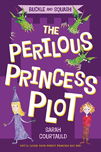 Evil Buckle (Buckle and Squash: The Perilous Princess)