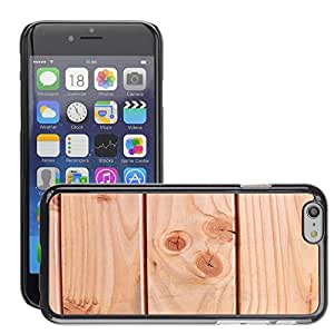Print Motif Coque de protection Case Cover // M00154849 Fondo de madera del grano Textura de la // Apple iPhone 6 6S 6G 4.7""