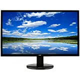 """Acer LCD Widescreen Monitor, 23.6"""" Display, LED, HD, TN Film, 5ms, 1920x1080 (Certified Refurbished)"""