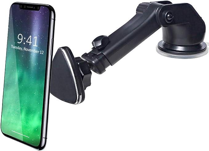 CRAGE magnético Soporte para teléfono móvil soporte para coche ...