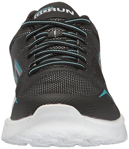 Sportive Outdoor Donna aqua Skechers 400 black Go Run Black Scarpe xwx1v6I