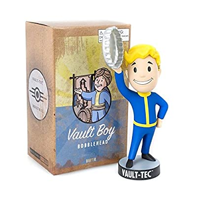 Games Outlet PVC00032 Fallout 4 Vault Boy 111 Bobbleheads Series Two Barter Figure: Toys & Games