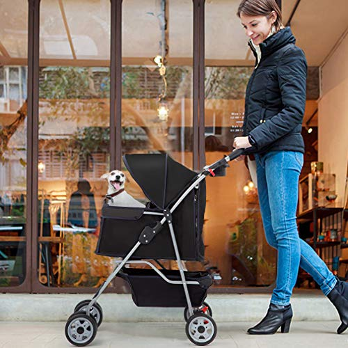 Why Many Pet Lovers Purchase a Stroller for Their Dog or Cat