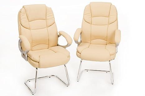 Coppia poltrone per ospite sedie da ufficio e sale riunioni