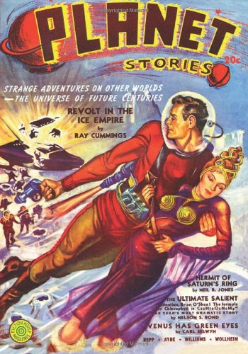 Planet Stories - Fall/40: Adventure House Presents: pdf