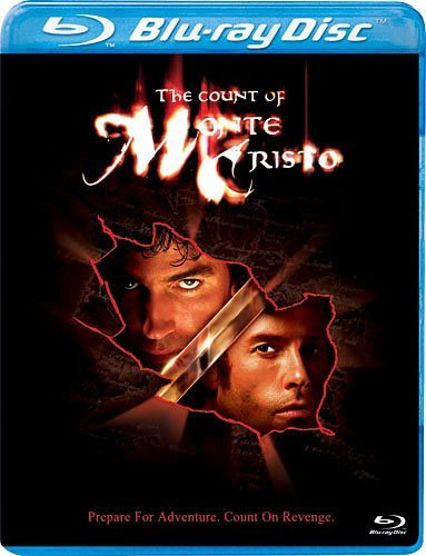The Count of Monte Cristo [Blu-ray] by Touchstone Home Entertainment (The Count Of Monte Cristo Blu Ray)