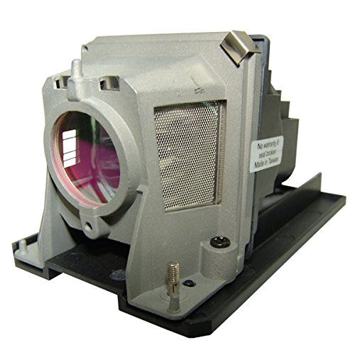 AuraBeam Professional Replacement Projector Lamp for NEC NP-VE282B With Housing (Powered by Philips) (Ve282b Nec)