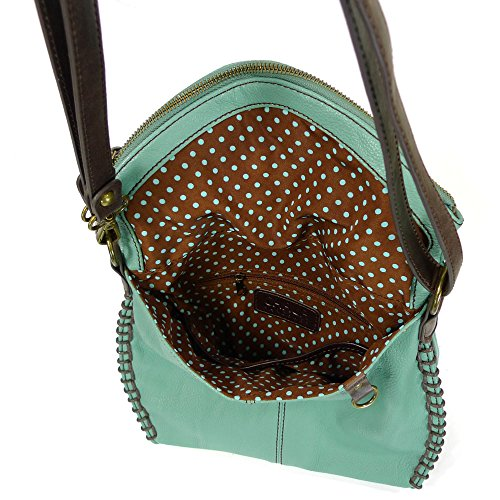Color 9 Dragonfly Charming with Keychain Crossbody Teal options Chala xwZYtXq