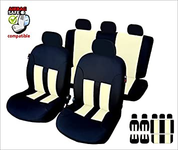 Superb Akhan Tuning Akhan Sb609 Seat Covers Universal Cover With Unemploymentrelief Wooden Chair Designs For Living Room Unemploymentrelieforg
