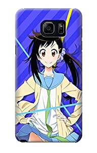 E2268 Nisekoi Haru Onodera Funda Carcasa Case para Samsung Galaxy Note 5