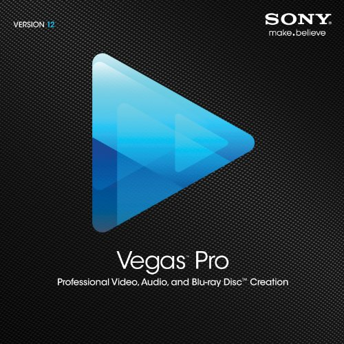Sony Vegas Pro 12 [Download] by Sony