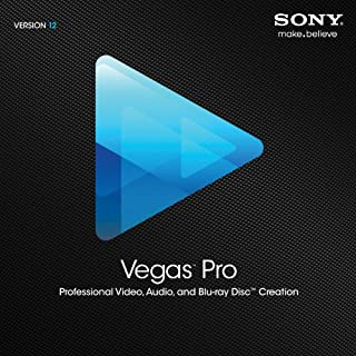 Sony Vegas Pro 12 [Download] (B00DQG7XZK) | Amazon Products