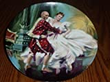 1985 Knowles the King & I Shall We Dance Plate