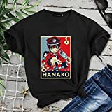 Peoria Toilet-Bound Hanako-kun T-Shirt, Anime