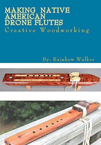 Making Native American Drone Flutes - Creative Woodworking