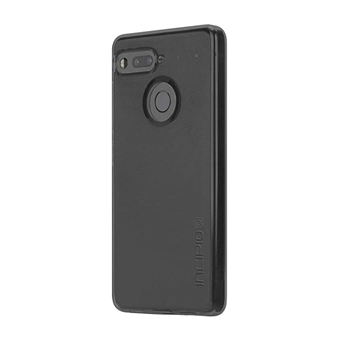 new concept 41d14 50cc4 Essential Phone Case, Incipio Essential PH-1 Case NGP Pure Shockproof Ultra  Thin Slim Clear TPU Polymer Shock-Absorbing Cover - Smoke