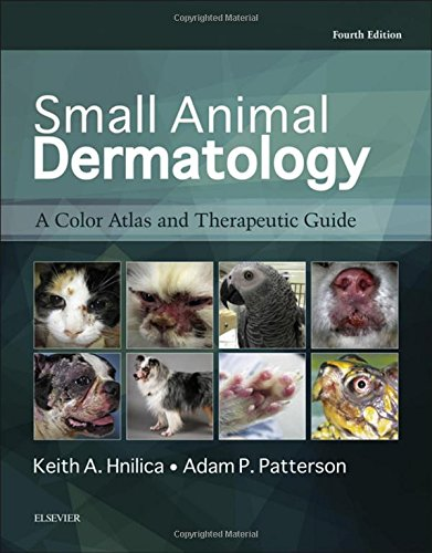 Small Animal Dermatology: A Color Atlas and Therapeutic Guide, 4e
