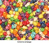 Gourmet Popcorn Rainbow Mix