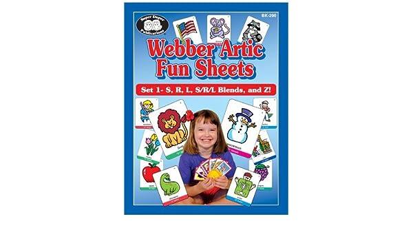 Webber Arctic Fun Sheets (A Companion Book to the Webber ...
