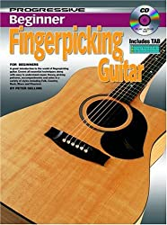 Progressive Beginner Fingerpicking Guitar