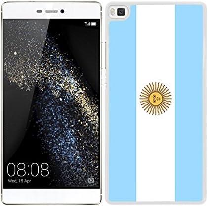 Custodia Cover Per Huawei P8 Lite Bandiera ARGENTINA: Amazon.it ...