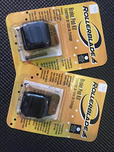 Brake Rollerblade Replacement - Rollerblade 760Z Brake [Two Pack] Pad Kit (Sold in pairs)