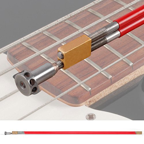 StewMac 2-Way Adjustable Hot Rod Truss Rod, with 1/2