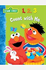 1, 2, 3 Count with Me (Sesame Street) Kindle Edition