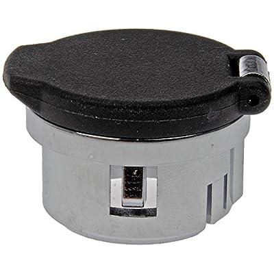 Dorman 57000 Chrome Replacement Cigarette Lighter Plug Retainer: Automotive