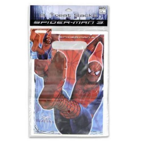 Spider-Man 3 Treat Sacks Party Supplies