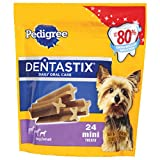 Best Pedigree Toys For Small Dogs - Pedigree Dentastix 24 Mini Treats Small/Toy Dogs Review