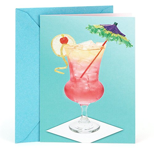 Hallmark Shoebox Funny Birthday Card (Cocktail) (Message To Sister In Law On Her Birthday)