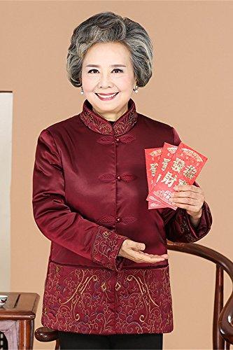 Elderly Cotton Dresses for Women