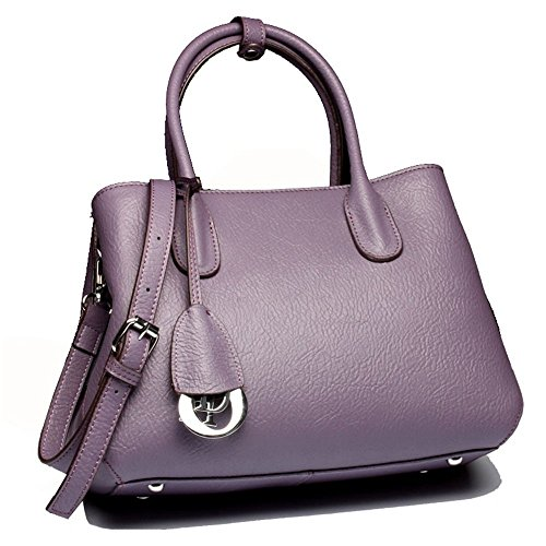 Wild Women's Diagonal Purple Tote Handbag Shoulder Simple Xuanbao Bag Azf6fq