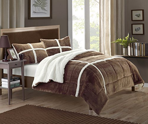 Chic Home Chloe 3 Piece Comforter Set