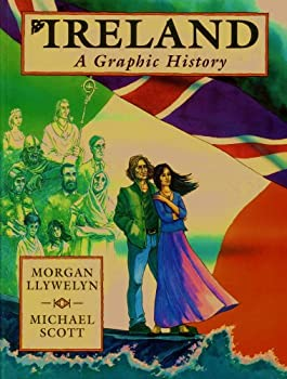 Ireland: A Graphic History 1852306270 Book Cover