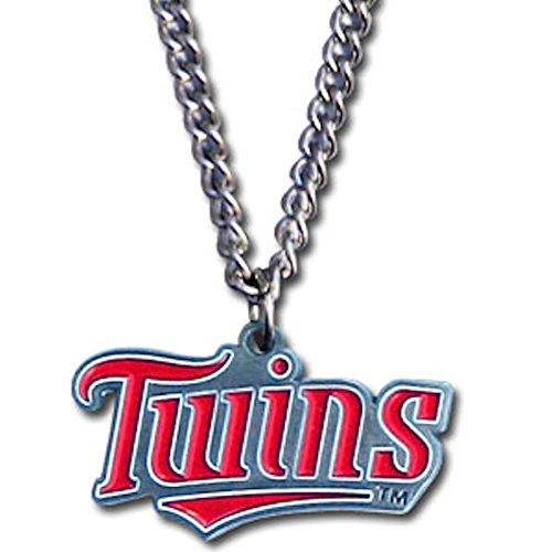 Siskiyou MLB Minnesota Twins Chain Necklace