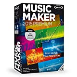 Software : MAGIX Music Maker 2015 Premium