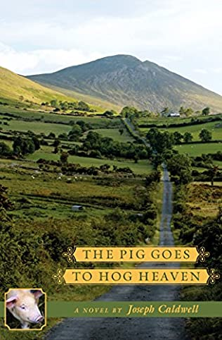 book cover of The Pig Goes to Hog Heaven