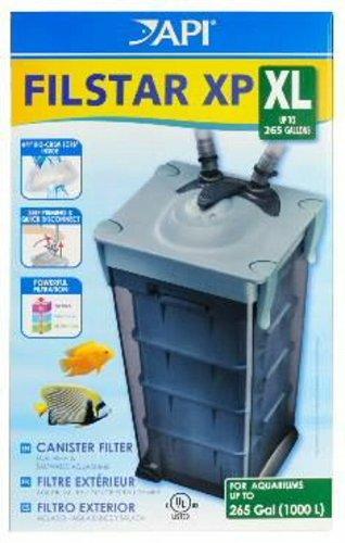 API XP FILSTAR XP FILTER SIZE XL Aquarium Canister Filter 1-Count Box (Water Rena Filstar)