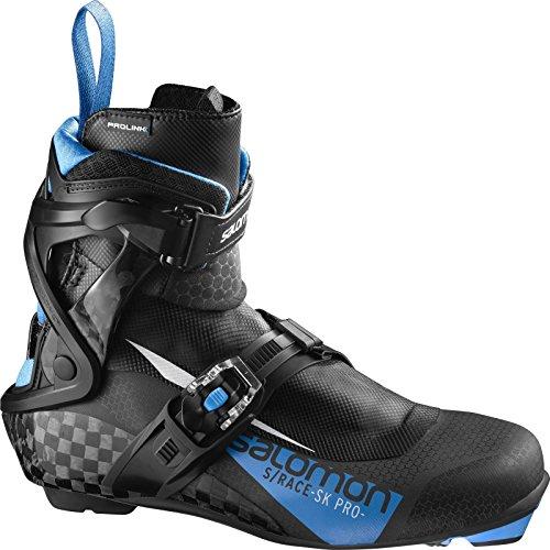 Salomon Slab Skate (Salomon S-Race Skate Pro Prolink Boots - UK 10 - One Color)