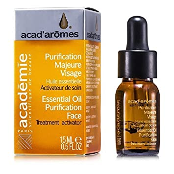 Academie - AcadAromes Essential Purification Face - 15ml/0.5oz Epi-Clenz Instant Hand Sanitizers,Clear,118.30 ML MSC097031