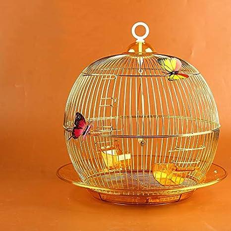WTTTTW Bola Tipo Jaula de pájaros para Mascotas, Juego Incluye ...