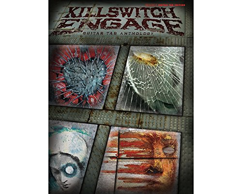 Alfred Killswitch Engage Guitar Tab Anthology (Book) - Kill Switch Engage Guitar Tab