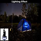 OUTOS 2-in-1 18 LED Portable Tent Survival